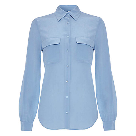Buy Damsel in a dress Canvas Silk Shirt Online at johnlewis.com