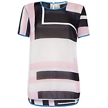 Buy Damsel in dress Ford Print Top, Print Online at johnlewis.com