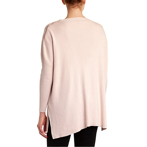 Buy Ted Baker Maggiee Ribbed Poncho Jumper Online at johnlewis.com