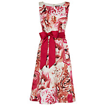 Buy Phase Eight Garda Print Dress, Multi-coloured Online at johnlewis.com