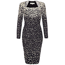 Buy Damsel in a dress Bonita Print Dress, Navy/Cream Online at johnlewis.com