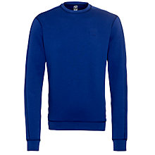 Buy G-Star Raw Manor Sweatshirt, Electric Blue Online at johnlewis.com