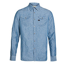 Buy G-Star Raw Tacoma Linen Blend Shirt, Riveted Print Online at johnlewis.com