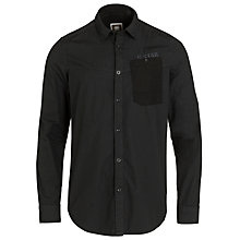 Buy G-Star Raw Jenkins Shirt, Raven Online at johnlewis.com