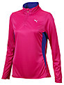 Puma Long Sleeve Running Top, Pink