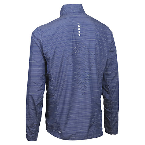 Buy Puma FAAS Night Cat Running Jacket, Blue Online at johnlewis.com