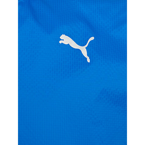 Buy Puma Pure Hood Lightweight Jacket, Blue Online at johnlewis.com
