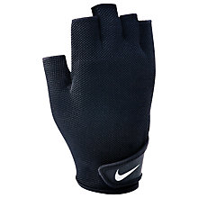 Buy Nike Chaos Training Glove, Black Online at johnlewis.com