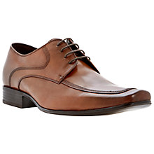 Buy Bertie Algarve Apron Lace Up Shoes, Tan Online at johnlewis.com