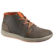 Buy Merrell Freewheel Chukka Boots, Earth Online at johnlewis.com