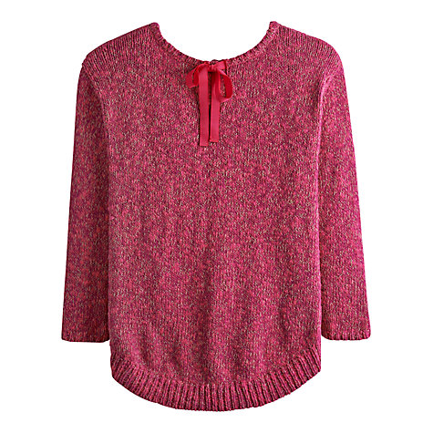 Buy Joules Juliana Jumper, Pink Online at johnlewis.com