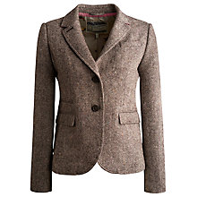 Buy Joules Dunmere Jacket, Dun Tweed Online at johnlewis.com