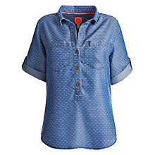 Buy Joules Chilton Shirt, Indigo Seagull Online at johnlewis.com
