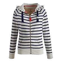 Buy Joules Leaton Sweatshirt, Navy Stripe Online at johnlewis.com