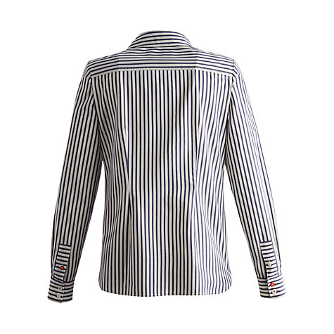 Buy Joules Kingston Shirt, Indigo Stripe Online at johnlewis.com