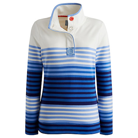Buy Joules Cowdray Sweatshirt, Blue Multi Online at johnlewis.com