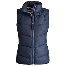 Buy Joules Downham Gilet, Navy Online at johnlewis.com