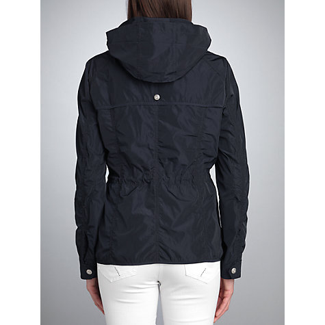Buy Betty Barclay Short Zip Jacket, Navy Online at johnlewis.com