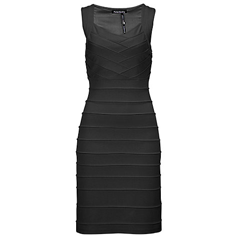Buy Betty Barclay Sleeveless Bodycon Dress, Black Online at johnlewis.com
