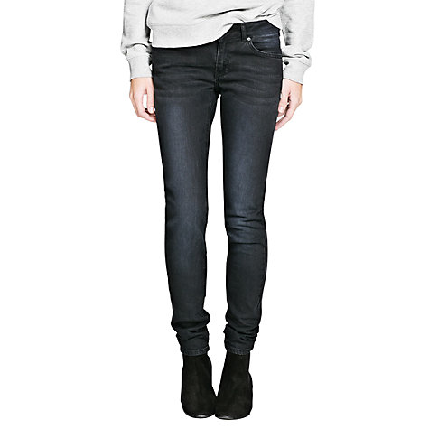 Buy Mango Slim-Fit Alice Jeans Online at johnlewis.com