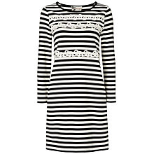 Buy Boutique by Jaeger Rope Trim Jersey Dress Online at johnlewis.com