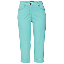 Buy Betty Barclay Brushed Cotton Split Trousers Online at johnlewis.com