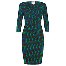 Buy allegra by Allegra Hicks Nora Dress, Butterfly Teal Online at johnlewis.com
