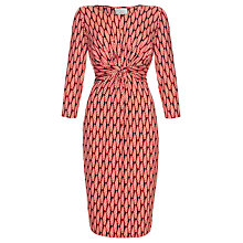 Buy allegra by Allegra Hicks Star Dress, Shell Pink Online at johnlewis.com