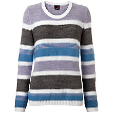 Buy Betty Barclay Long Sleeve Stripe Jumper Online at johnlewis.com