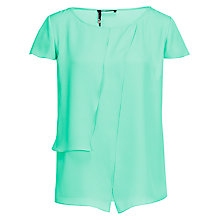 Buy Betty Barclay Split Cap Sleeve Blouse Online at johnlewis.com