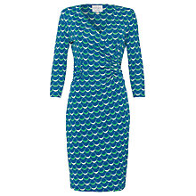 Buy allegra by Allegra Hicks Nora Dress, Circles Blue Online at johnlewis.com