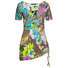 Buy Betty Barclay Flower Tunic Dress, Multi Online at johnlewis.com
