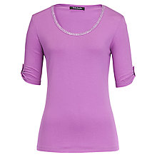Buy Betty Barclay Diamante Studded Tee Online at johnlewis.com