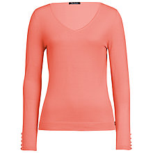Buy Betty Barclay Button Cuff Jumper Online at johnlewis.com