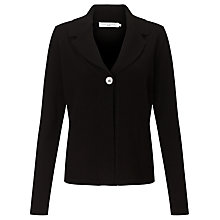 Buy John Lewis Reverse Collar Cardigan Online at johnlewis.com