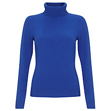 Buy John Lewis Roll Neck Cashmere Jumper Online at johnlewis.com