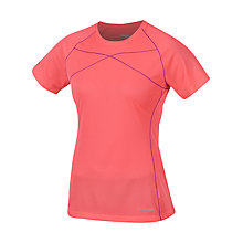 Buy Saucony Hydralite X Short Sleeve T-Shirt, Coral Online at johnlewis.com