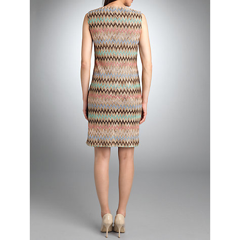 Buy Betty Barclay Knitted Dress, Multi Online at johnlewis.com
