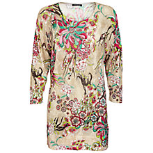 Buy Betty Barclay Lace Effect Floral Jumper, Multi Online at johnlewis.com