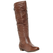 Buy Steve Madden Craave Leather Knee Boots Online at johnlewis.com