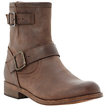 Buy Steve Madden Tokken Ankle Boot, Brown Online at johnlewis.com