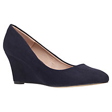 Buy Carvela Krissy Wedged Court Shoes Online at johnlewis.com