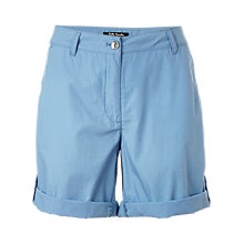Buy Betty Barclay Roll Up Shorts, Blue Online at johnlewis.com