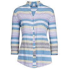 Buy Betty Barclay Stripe Jersey Cardigan, Multi Online at johnlewis.com