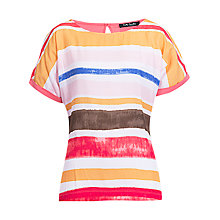 Buy Betty Barclay Stripe Jersey Top, Multi Online at johnlewis.com