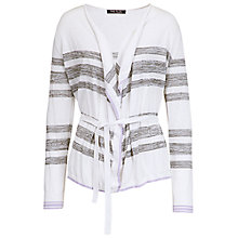 Buy Betty Barclay Stripe Cardigan, Multi Online at johnlewis.com
