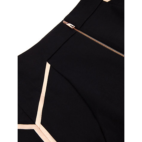Buy Ted Baker Ommbi Contrast Piping Skirt Online at johnlewis.com