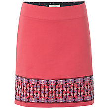 Buy White Stuff Moriston Skirt, Hot Coral Online at johnlewis.com