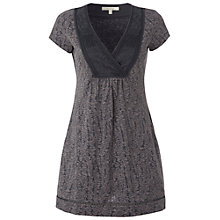 Buy White Stuff Pebble Shore Tunic, Dark Atlantic Online at johnlewis.com