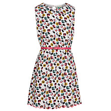 Buy Yumi Girl Bon Bon Dress, White Online at johnlewis.com